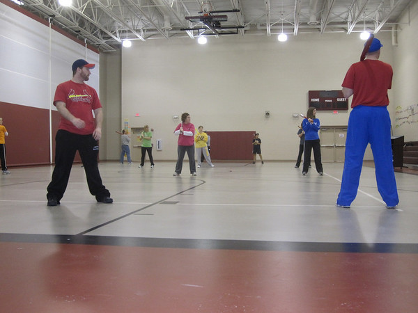 2011 Little League SB Clinics