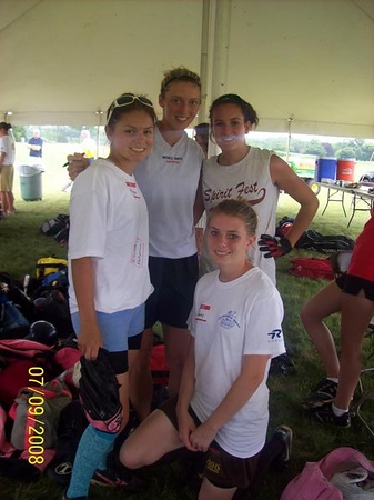 Summer Gold Camp: Hershey, PA   (7/7/08 - 7/10/08)