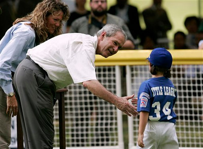 T-Ball at the White House
