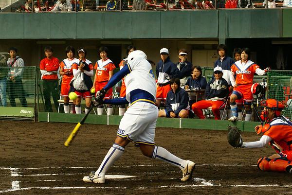 2008 Semi-Final Game vs Takasaki